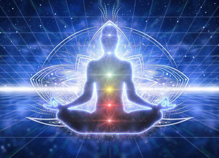 les chakras et leur positionnement sur le corps